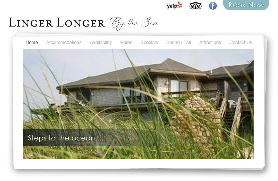 Linger Longer by the Sea
